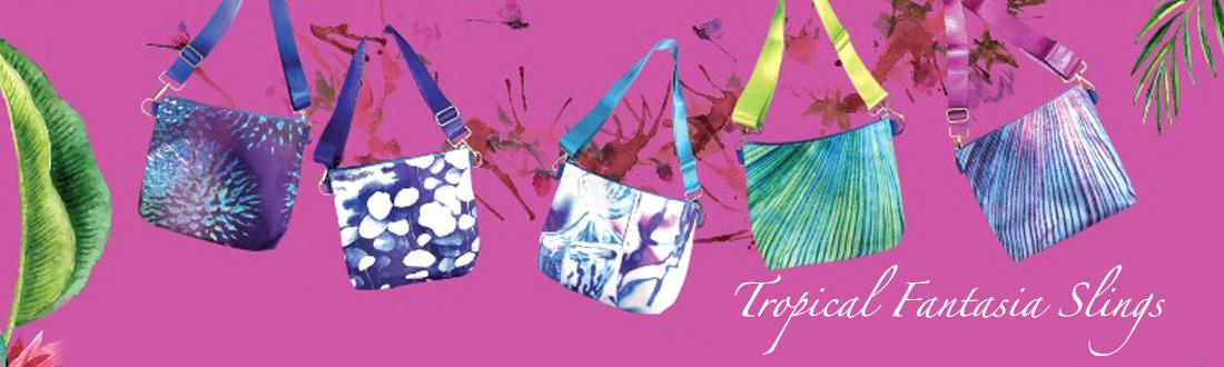 Tropical Fantasia Slings-Web